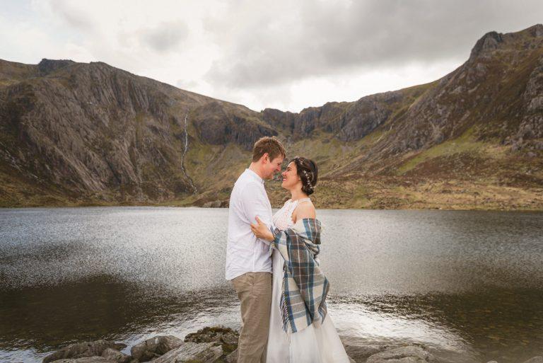 Josh & Alara | Cwm Idwal, Snowdonia National Park
